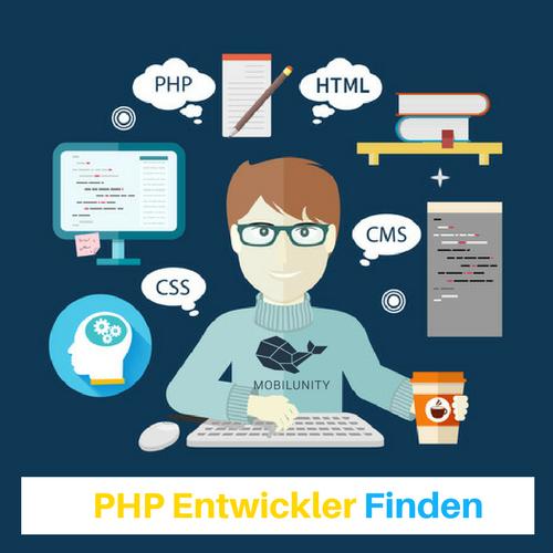PHP Entwickler Finden
