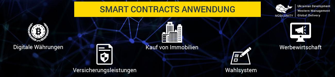 Blockchain Entwicklung