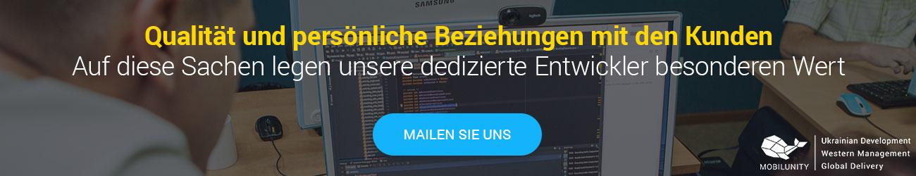 App Entwickler finden