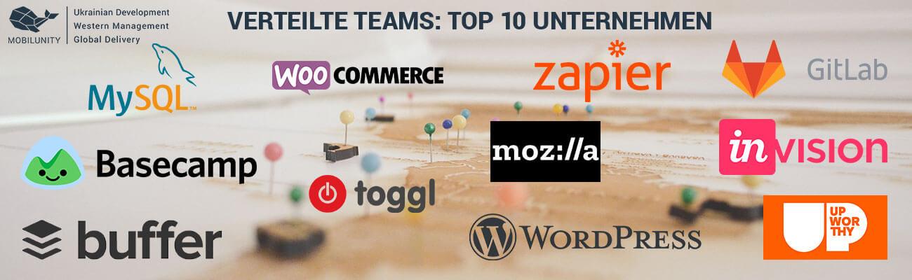 Distributed Development Teams