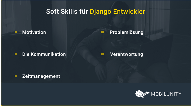 soft skills für django developer