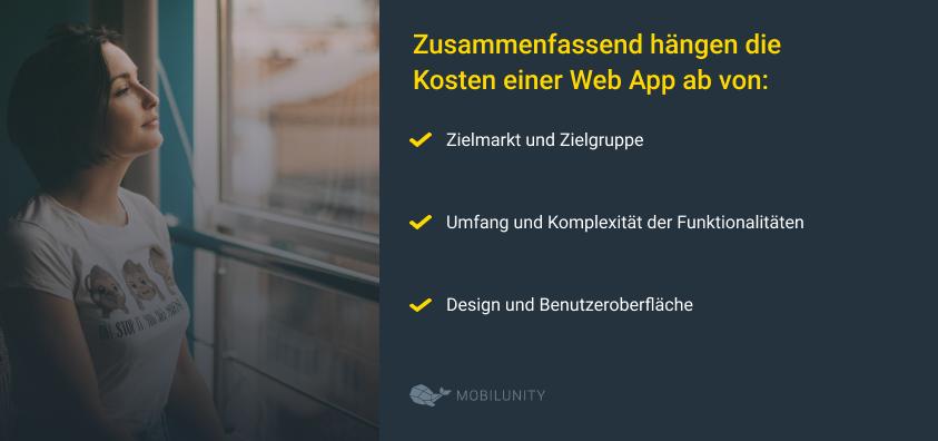 web app erstellen kosten