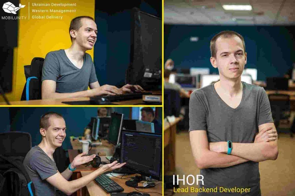 Ihor PHP Entwickler Mobilunity