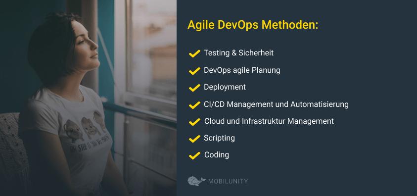 agile-DevOps-methoden