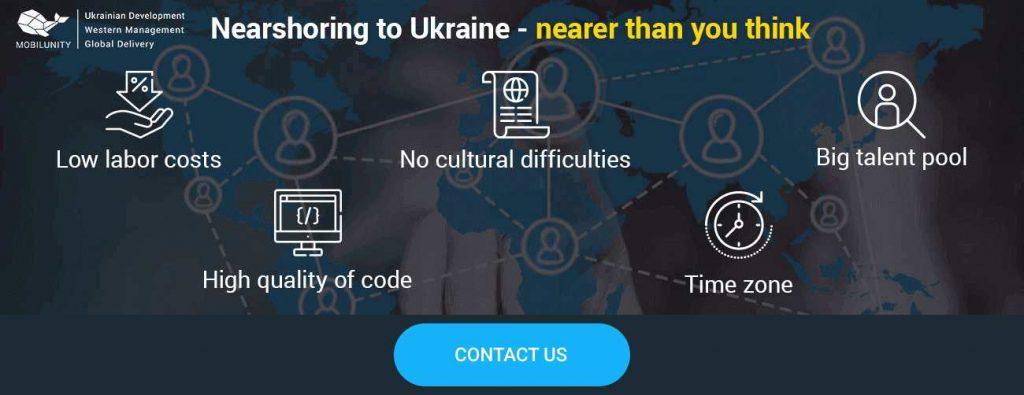 nearshoring to ukraine